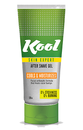 Kool After Shave Moisture Gel