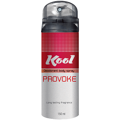 Kool Deodorant Body Spray (Provoke)