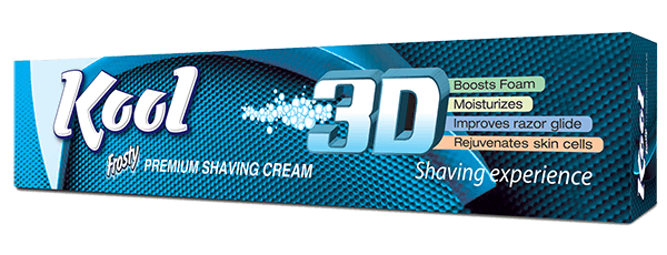 Kool Shaving Cream (Frosty)