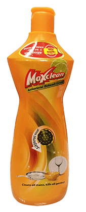 Maxclean Antibacterial Dishwash Liquid