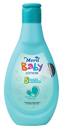 Meril Baby Lotion