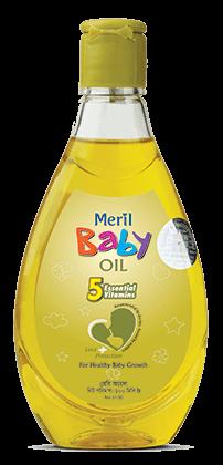 Meril Baby Olive Oil