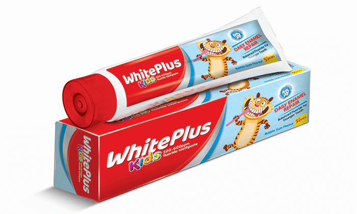 White Plus Kids