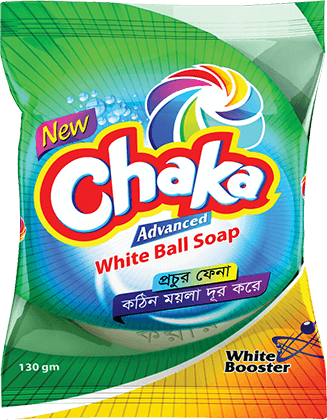 Chaka Advance White Ball Soap