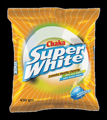 Chaka Super White