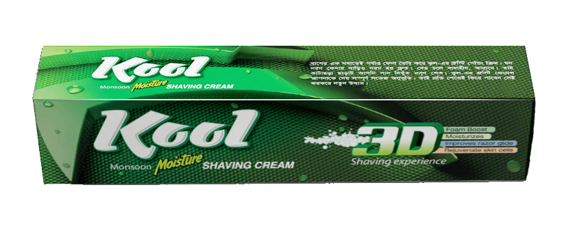 Kool Shaving Cream (Monsoon)