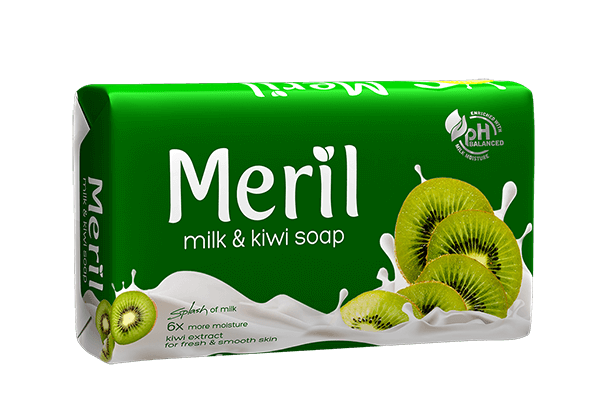 Meril Milk & Kiwi Soap