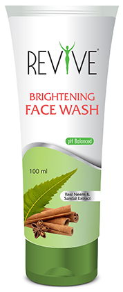 Revive Brightening Face Wash