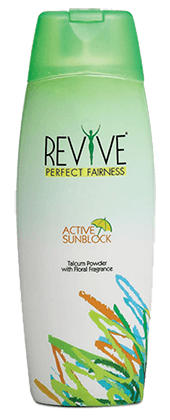 Revive Perfect Fairness Talcum Powder