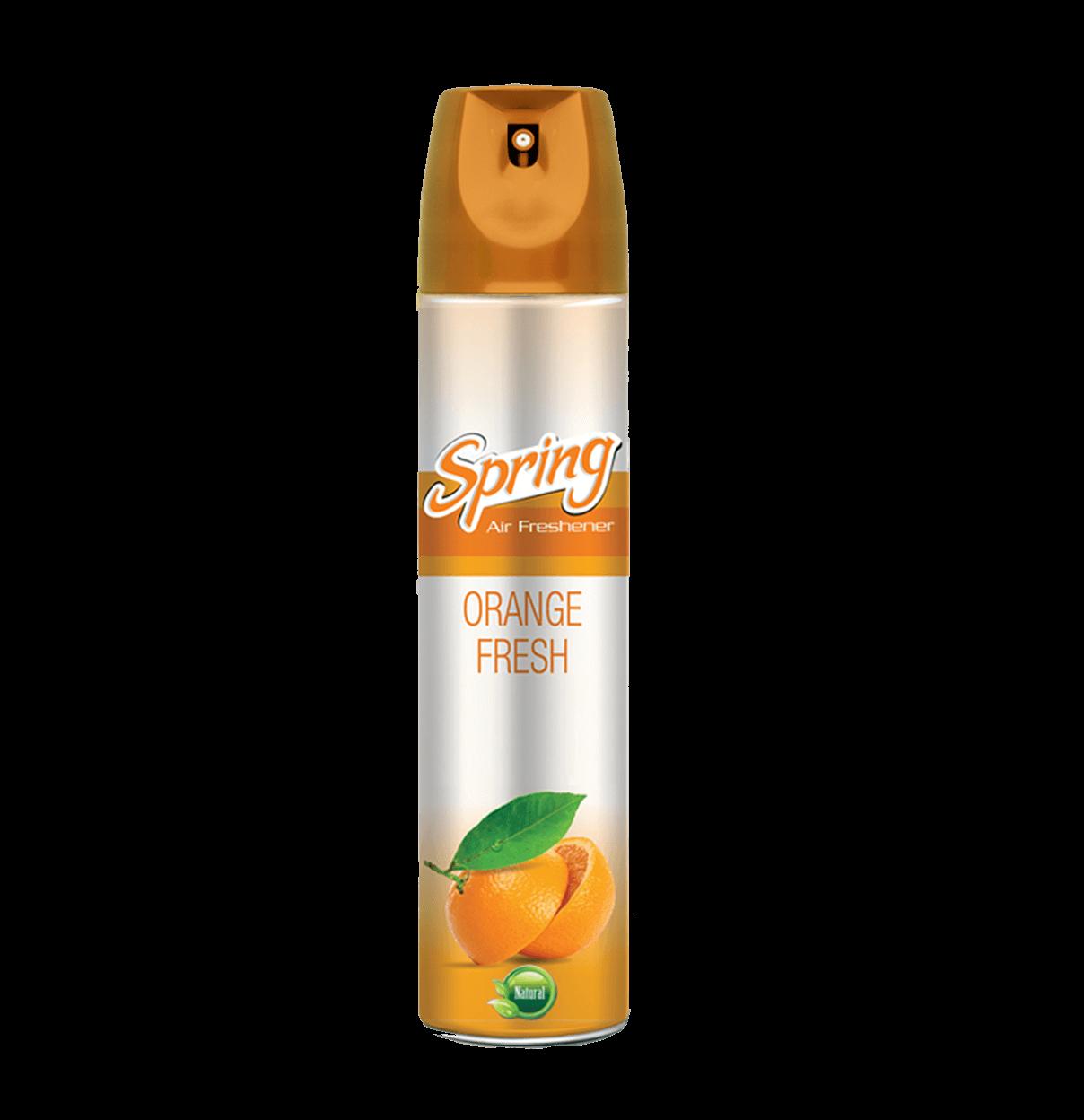 Spring Air Freshener (Orange Fresh)