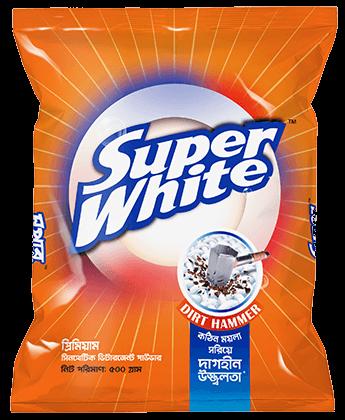 Super white Premium Detergent powder