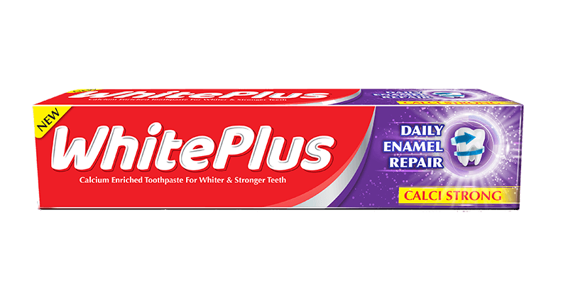 White Plus Toothpaste