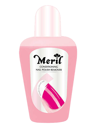 Meril Conditioning Nail Polish Remover