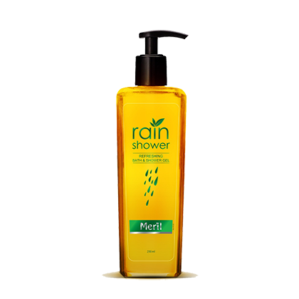 Rain Shower Refreshing Bath and Shower Gel